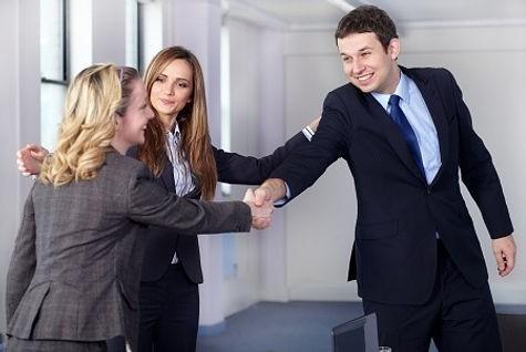 Meetings organised for you